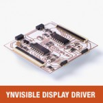 Ynvisible Display Driver Module